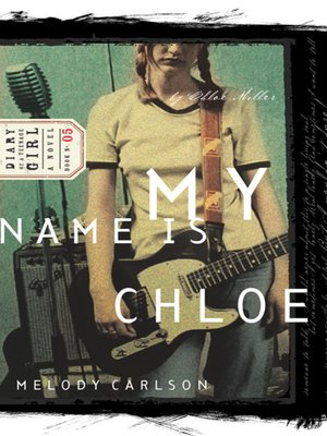 Click this cover for a(n) eBook sample of My Name Is Chloe.