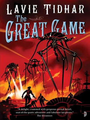 Click this cover for a(n) eBook sample of The Great Game
