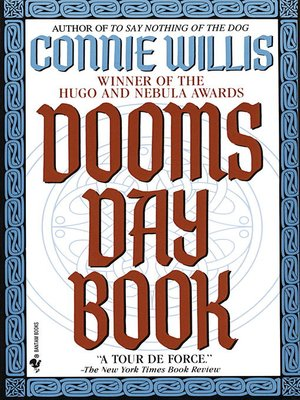 Click this cover for a(n) eBook sample of The Doomsday Book.