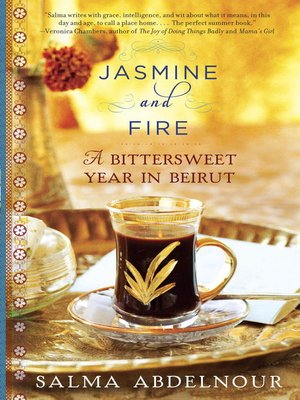 Click this cover for a(n) eBook sample of Jasmine and Fire