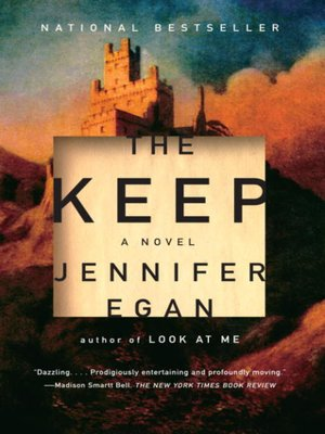 Cover of The Keep
