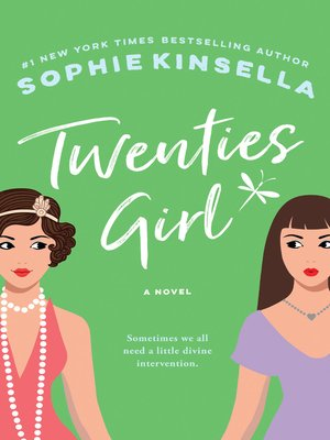 Click this cover for a(n) eBook sample of Twenties Girl
