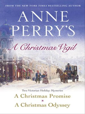 Click this cover for a(n) eBook sample of Anne Perry's Christmas Vigil