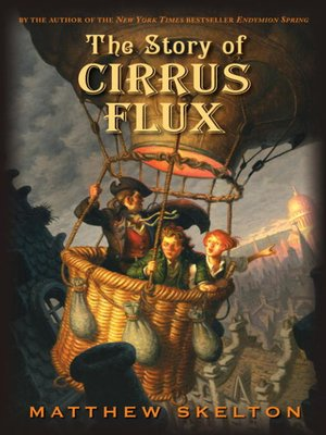Cover of The Story of Cirrus Flux