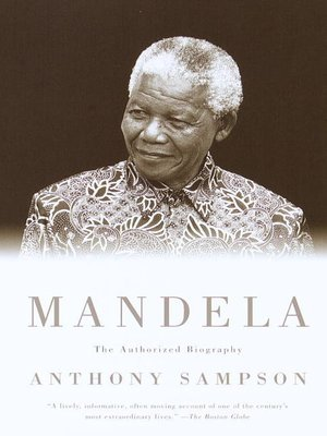 Click this cover for a(n) eBook sample of Mandela