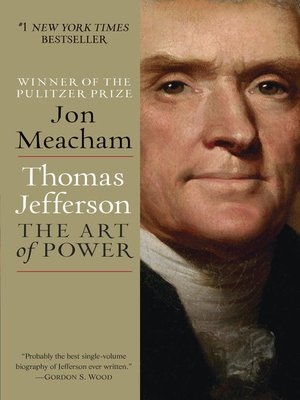 Click this cover for a(n) eBook sample of Thomas Jefferson