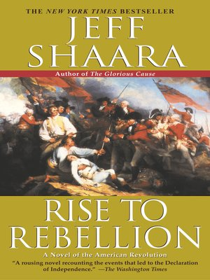 Click this cover for a(n) eBook sample of Rise to Rebellion