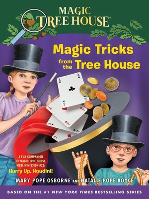 Cover of Magic Tricks from the Tree House
