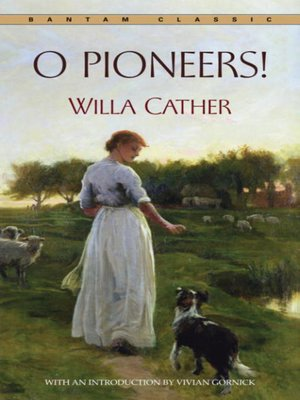 Click this cover for a(n) eBook sample of O Pioneers!.