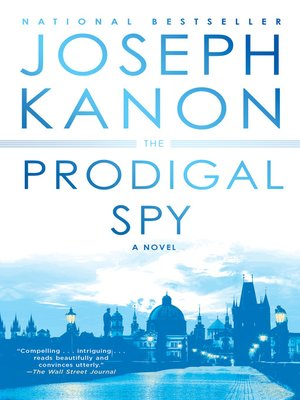 Cover of The Prodigal Spy