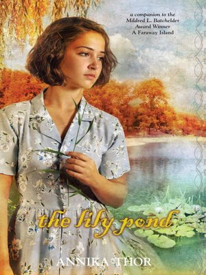 Click this cover for a(n) eBook sample of The Lily Pond.