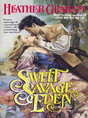 Click this cover for a(n) eBook sample of Sweet Savage Eden.