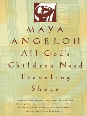 Click this cover for a(n) eBook sample of All God's Children Need Traveling Shoes