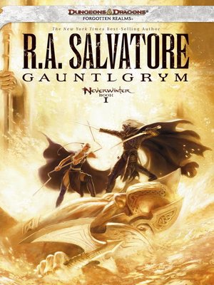 Click this cover for a(n) eBook sample of Gauntlgrym