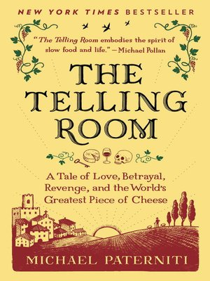 Cover of The Telling Room