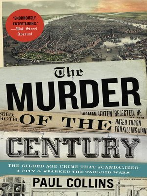 Click this cover for a(n) eBook sample of The Murder of the Century