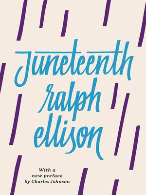 Click this cover for a(n) eBook sample of Juneteenth