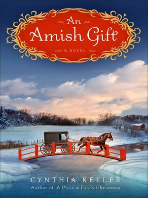 Click this cover for a(n) eBook sample of An Amish Gift