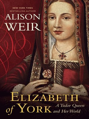Click this cover for a(n) eBook sample of Elizabeth of York.