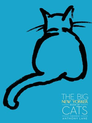 Cover of The Big New Yorker Book of Cats