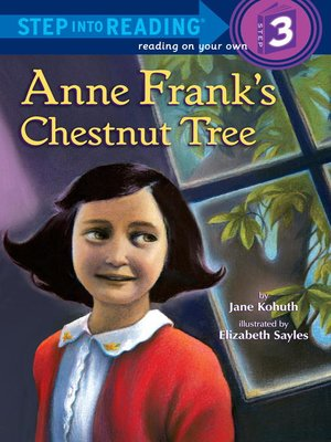 Click this cover for a(n) eBook sample of Anne Frank's Chestnut Tree.