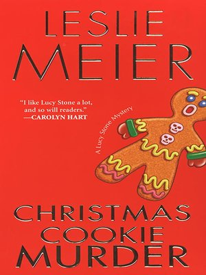 Cover of Christmas Cookie Murder