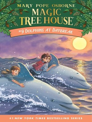 Cover of Magic Tree House #9
