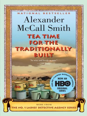 Click this cover for a(n) eBook sample of Tea Time for the Traditionally Built.