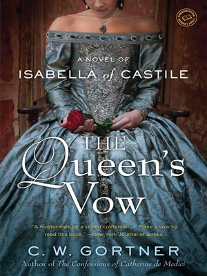 Click this cover for a(n) eBook sample of The Queen's Vow