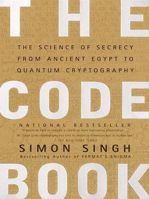 Cover of The Code Book