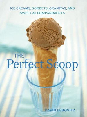 Cover of The Perfect Scoop