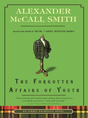 Click this cover for a(n) eBook sample of The Forgotten Affairs of Youth