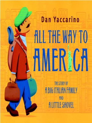 Click this cover for a(n) eBook sample of All the Way to America