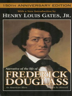 Click this cover for a(n) eBook sample of Narrative of the Life of Frederick Douglass.