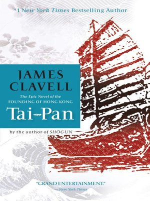 Click this cover for a(n) eBook sample of Tai-Pan.
