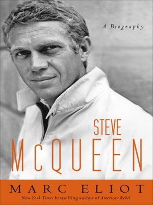 Click this cover for a(n) eBook sample of Steve McQueen