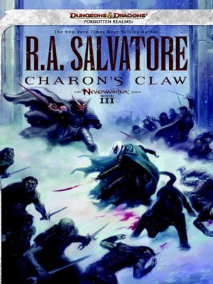 Click this cover for a(n) eBook sample of Charon's Claw