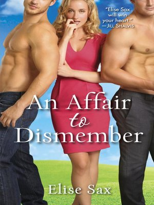 Click this cover for a(n) eBook sample of An Affair to Dismember.