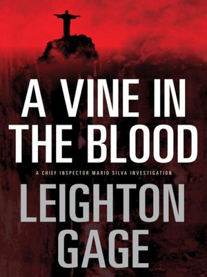 Cover of A Vine in the Blood