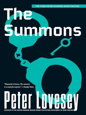 Cover of The Summons