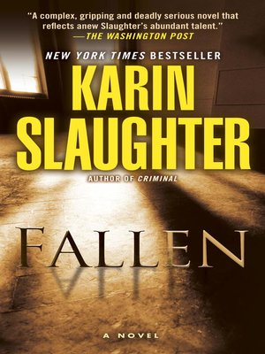 Click this cover for a(n) eBook sample of Fallen