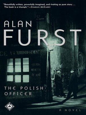 Click this cover for a(n) eBook sample of The Polish Officer.