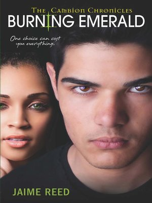 Cover of Burning Emerald
