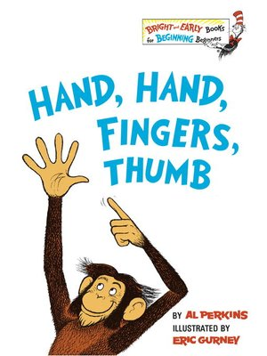 Click this cover for a(n) eBook sample of Hand, Hand, Fingers, Thumb.