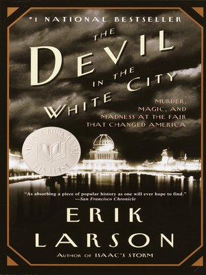 Click this cover for a(n) eBook sample of The Devil in the White City.