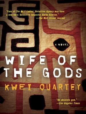 Click this cover for a(n) eBook sample of Wife of the Gods