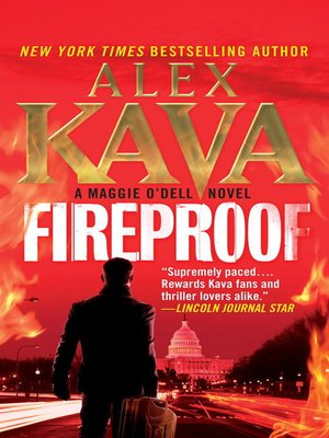 Click this cover for a(n) eBook sample of Fireproof