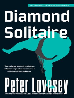 Click this cover for a(n) eBook sample of Diamond Solitaire