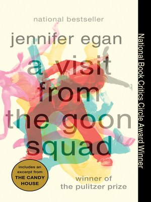 Click this cover for a(n) eBook sample of A Visit from the Goon Squad.