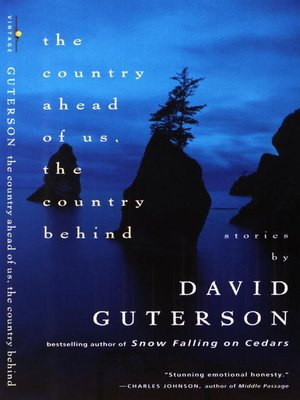 Click this cover for a(n) eBook sample of The Country Ahead of Us, the Country Behind.
